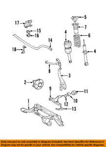 image is loading lexus-toyota-oem-01-06-ls430-lower-control-
