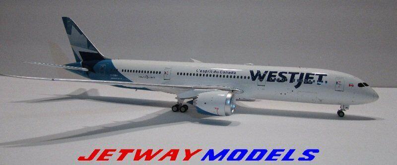 Envío y cambio gratis. Nuevo 1 1 1 200 Inflight 200 WestJet Boeing B 787-900 modelo de avión IF789WS0219  Todo en alta calidad y bajo precio.