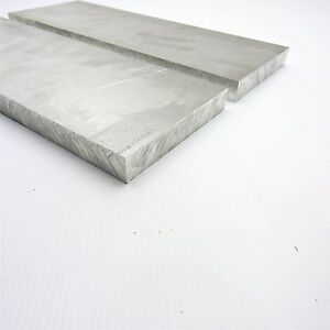 """1//2/"""" X 3/"""" Aluminum 6061 Flat Bar Stock 6/"""" 12/"""" 18/"""" 24/"""" long Solid Plate .5/"""" Thick"""