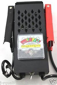 12v clamp on auto car battery voltage load volt starter. Black Bedroom Furniture Sets. Home Design Ideas