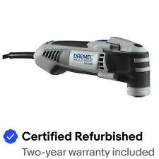 Dremel MM40-01 2.5 Amp Multi-Max Oscillating Tool Kit Certified Refurbished
