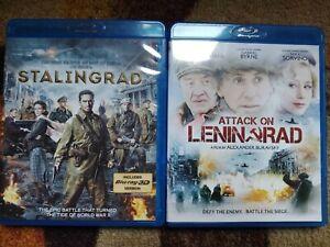 Attack-on-Leningrad-2009-Blu-Ray-Stalingrad-2013-Blu-Ray