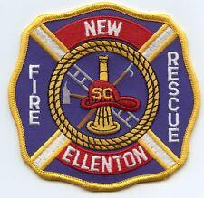 NEW ELLENTON SOUTH CAROLINA SC FIRE PATCH