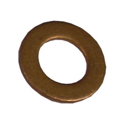 13//16 O.D Qty 5 K Tool 04042 Brake Bleeder Copper Washers 7//16 I.D