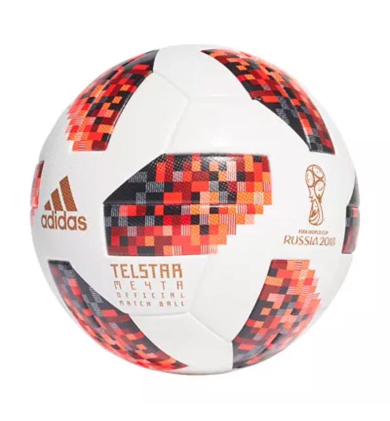 Adidas World Cup 18 Knockout Official Match Ball-CW4680
