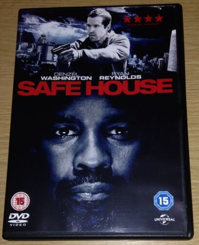 1 of 1 - SAFE HOUSE DVD Ryan Reynolds Denzel Washington (Region 2)