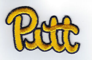 1980-039-s-Pitt-Panthers-University-patch-NCAA-Football-old-logo-Pittsburgh