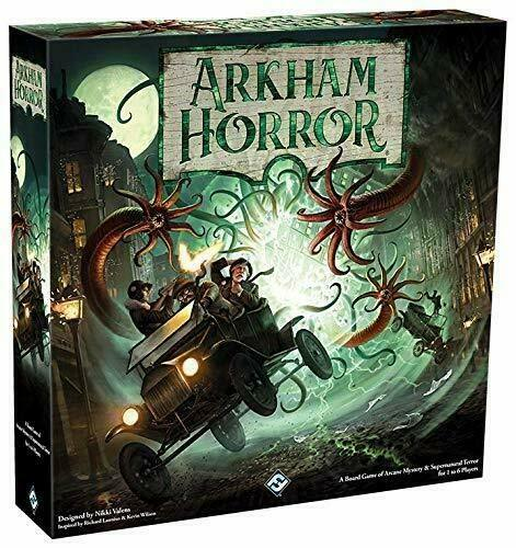 Arkham Horror Board Game Third Edition par Fantasy Flight Games