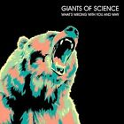 Whats Wrong With You & Why? (aus) 9343465001887 by Giants of Science CD