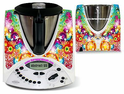 Thermomix Sticker Decal             (Code: Abstract_55)