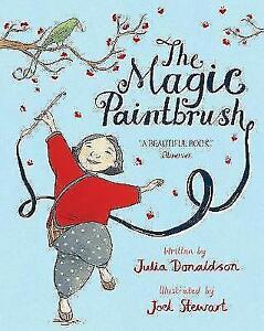 The-Magic-Paintbrush-by-Donaldson-Julia-NEW-Book-FREE-amp-Fast-Delivery-Paper