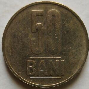 Romania 2015 50 Bani coin