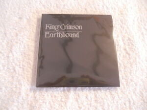 King-Crimson-034-Earthbound-034-2002-cd-Papersleeve-edition-Printed-in-Holland-NEW