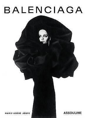 Balenciaga by Marie-Andree Jouve (Hardback, 2004)