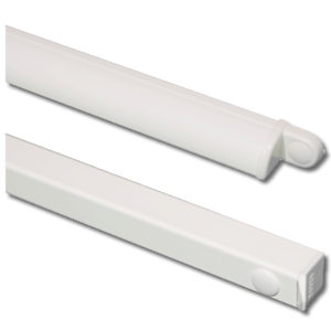 Large 460mm and 450mm BROOKVENT Aluminium Trickle Slot Air Vent Set With Hood