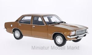 100% a estrenar con calidad original.  013 - bos Opel Rekord d 2100d-oscuro-oro - 1973 1973 1973 - 1 18  punto de venta de la marca