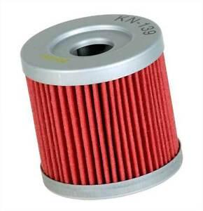 KN-139 K/&N Oil Filter FOR SUZUKI DRZ400 398