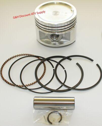 Piston /& Top Gasket Set Kit 4th overSize 66.00mm for the Honda ATC 200M