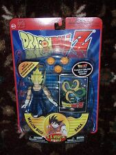 Irwin Dragon Ball Z Action Figure: SS Vegeta w/ Halo - Maijin Buu Saga