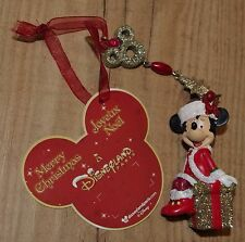 Disney Store Minnie Mouse Present Christmas tree ornament decoration bauble