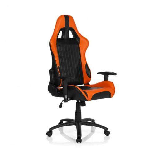 Bürostuhl 19469 Schwarz Racing Stuhl Orange
