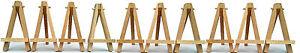 10x-MINI-WOODEN-ARTIST-EASEL-FOR-ARTWORK-DISPLAY-TABLE-SETTINGS-SET-CRAFT-ART