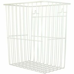 Tork-Mini-Waste-Container-20-Liter-White-B2-Wire-Mesh-Also-for-Wall-Mount-226002