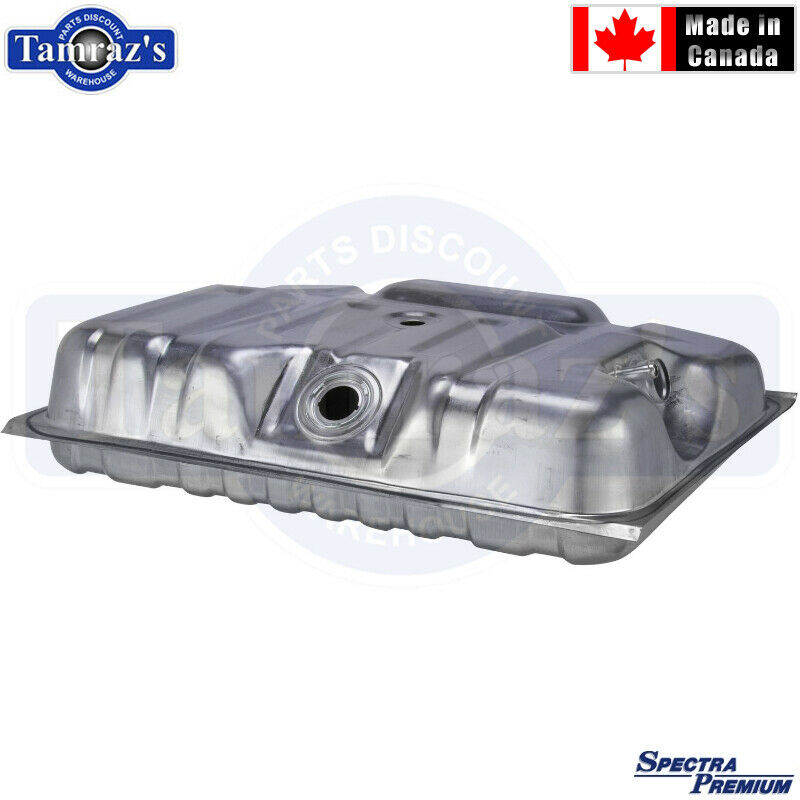 38 Gallon Fuel Tank For 75-79 Ford F-150 73-79 F-250 Silver