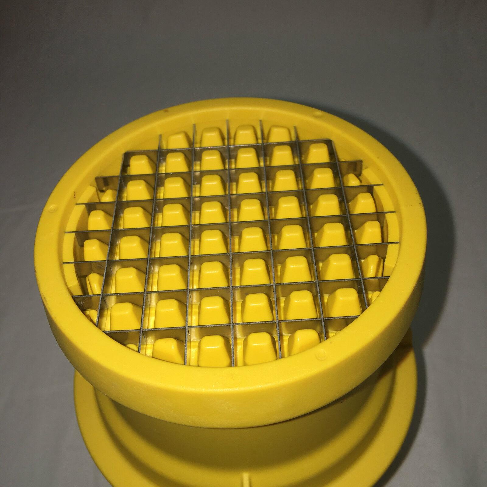 Tupperware - Profi-Chef - Universalschneider  - 10 10 10 mm Aufsatz - K54 - K56 214f17