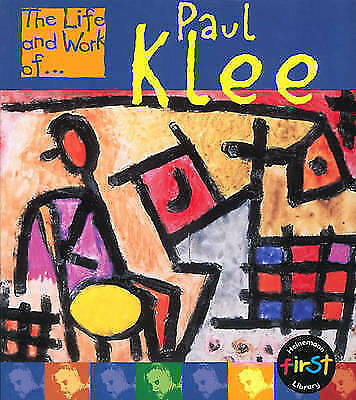 """""""VERY GOOD"""" Connolly, Sean, The Life and Work of Paul Klee Paperback (First Libr"""