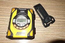 Panasonic Sport Cassetten Player + Radio RQ SW30