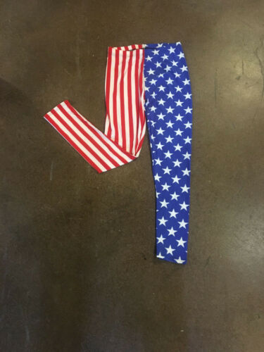 Agnes and Dora Olympic U.S.A Leggings S//M