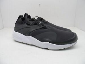 PUMA X STAMPD Men s BLAZE OF GLORY NU Casual Athletic Shoe ASPHALT ... 367b43d0f