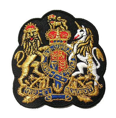 Applikation Patch Wappen 6,5 x 6,8cm