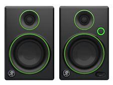 "Powered Studio Monitors Active Speakers Professional Sound Isolation Pad Pair 3"""