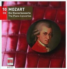 Mozart: The Piano Concertos, New Music
