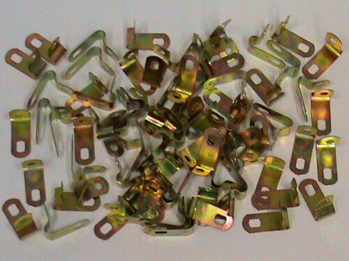 250 x GPL GPL morsetto di fissaggio per tubo rame senza isolamento