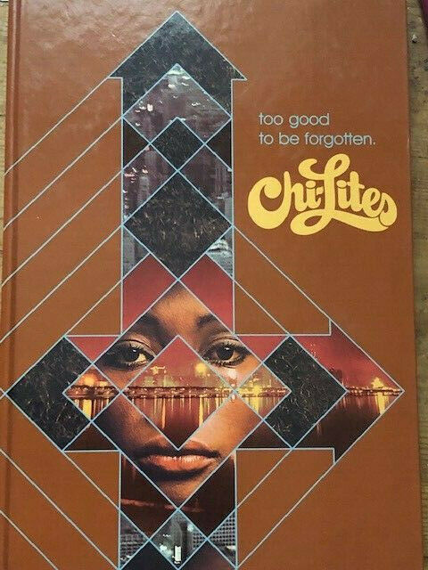 Chi-Lites, the - Too Good to Be Forgotten - Chi-Lites, the CD 15VG The Cheap The
