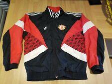 Retro adidas Originals Manchester United 80s Windbreaker