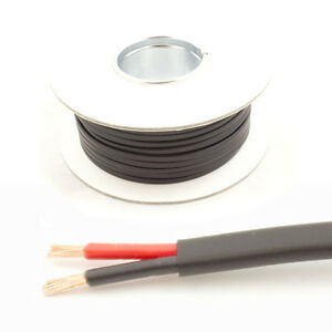 5M Twin Core Cable 17.5 Amp For Broken Wiring Loom Headlights Fog Lights