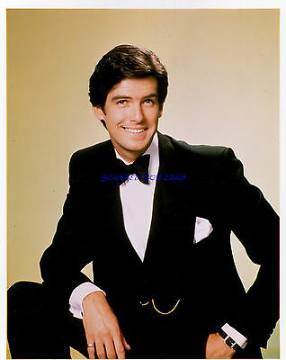 REMINGTON STEELE PIERCE BROSNAN FUTURE JAMES BOND GREAT PHOTO | eBay