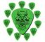 thumbnail 4 - Guitar Picks Clayton Duraplex Delrin Picks 12 Pack Choose Your Favorite Gauge