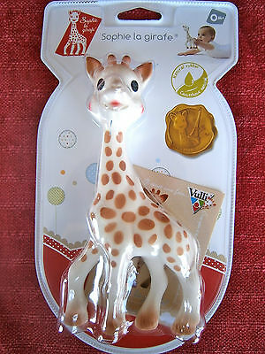 Sophie the giraffe original and famous teether by Vulli