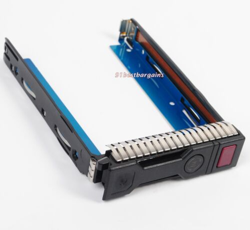"""3.5/"""" Drive Tray Caddy 4 HP Proliant ML350e ML310e SL250s Gen8 Gen9 G9 651314-001"""