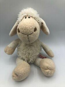 Small-NICI-Wild-Friends-White-Sheep-Plush-Kids-Soft-Stuffed-Toy-Animal-Doll