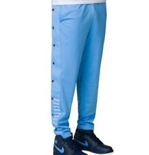 Nike Jordan Retro XI 11 Pants Rip Snap Tear-Away University Blue AH1551 XL