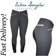 Eileen Douglas Aqua Breeches Silcon Knee ***SALE***