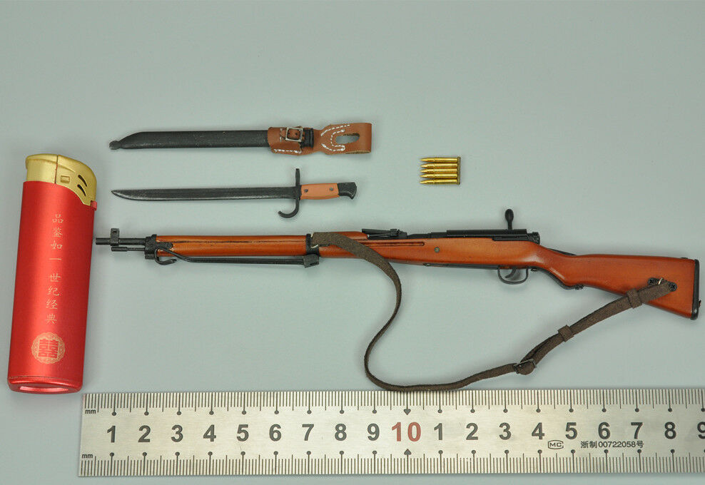 99 Type Rifle for 3R JP638 Japanese Army - Private Takuya Hayashi 1/6 Scale