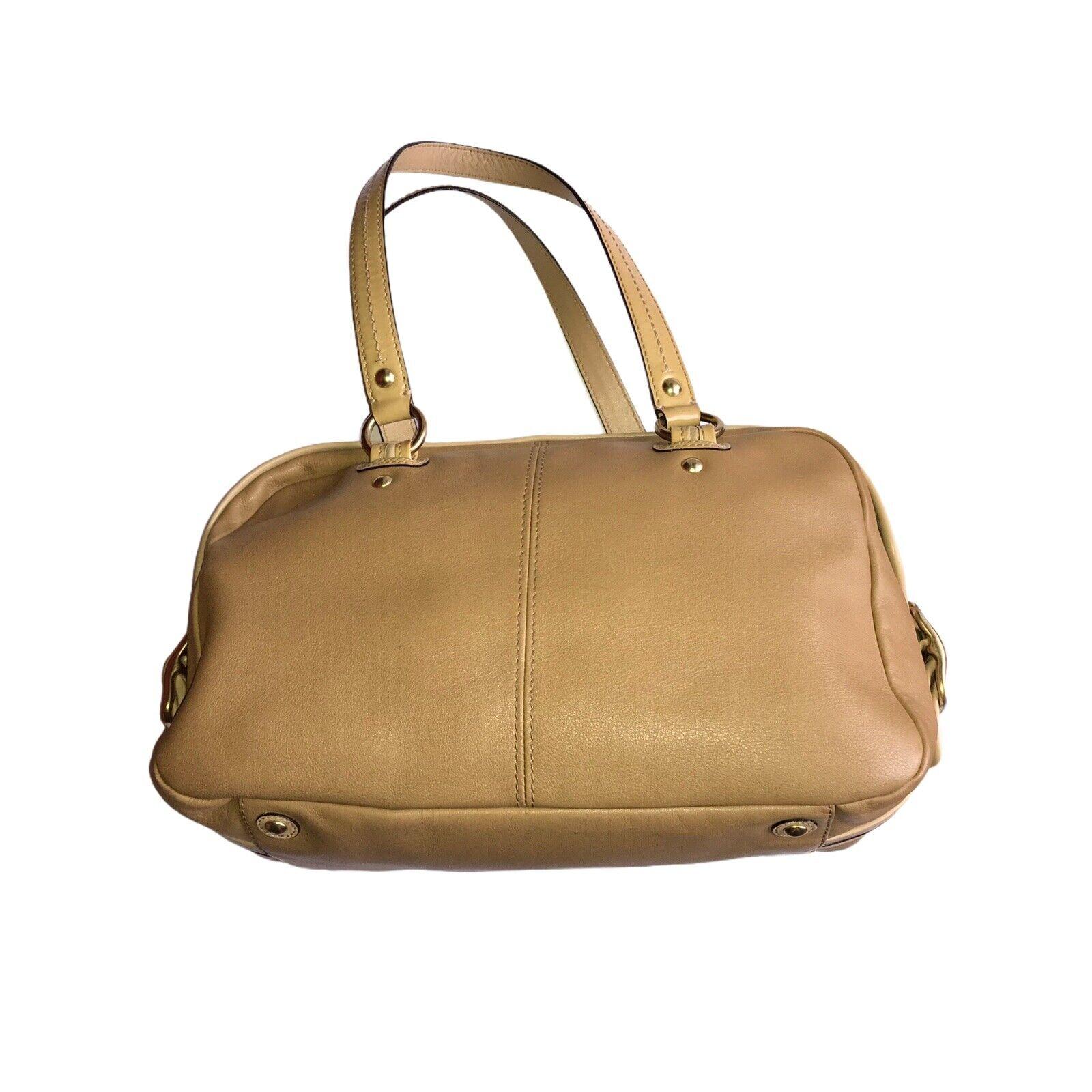Vintage Bonnie Satchel Bag by COACH - image 3