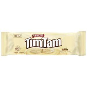 Arnott's Tim Tam White Chocolate Biscuits 165g